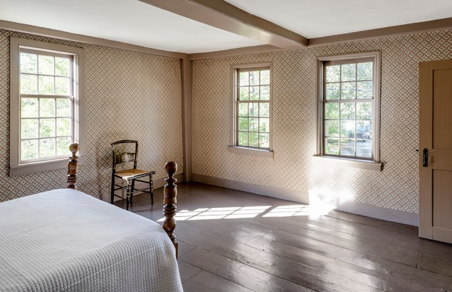Massachusetts 1767 Samuel Jones House