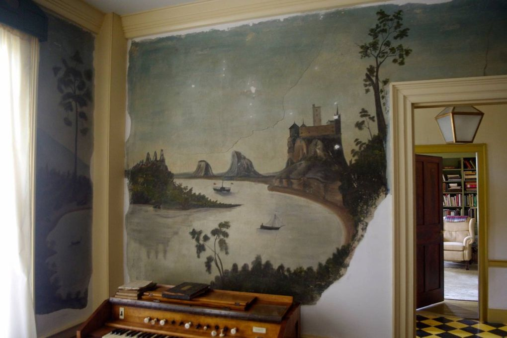 New York 1790 The Pinney Tavern