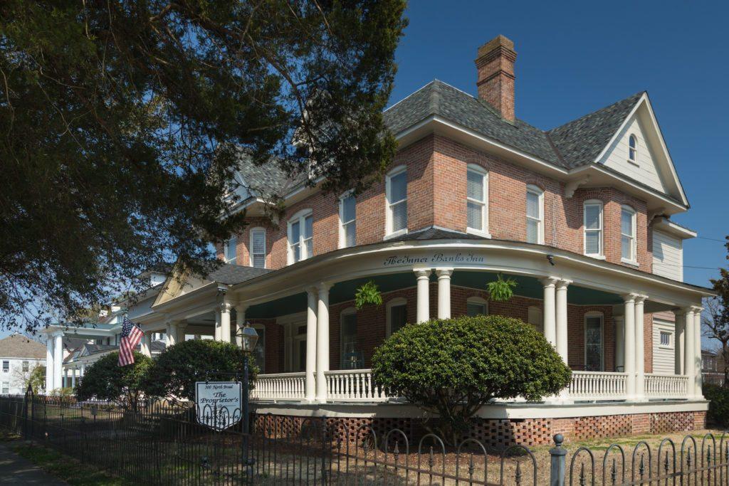 1902 Inner Banks Inn In Edenton North Carolina