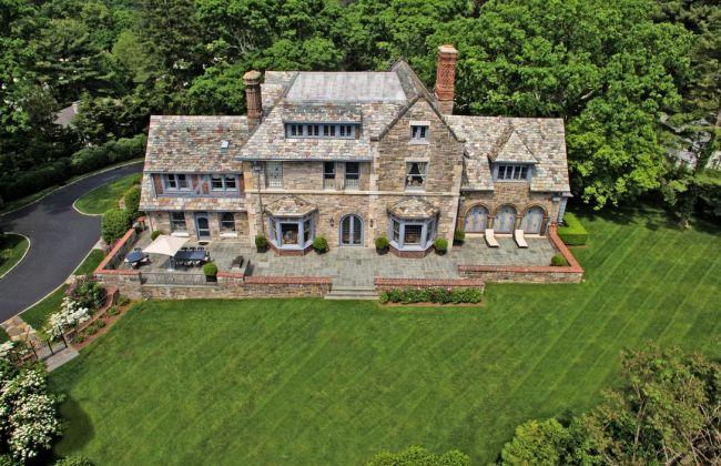 New York 1870 Oakledge Manor