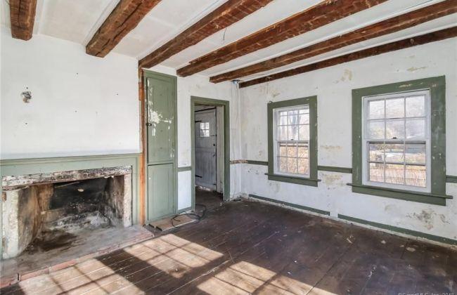 Connecticut 1740 Pre-Revolutionary Historic Colonial