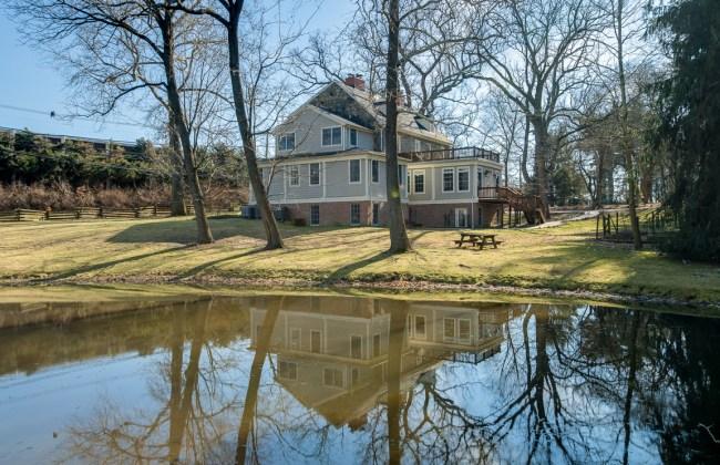 Maryland 1780 Historic Wayside Inn