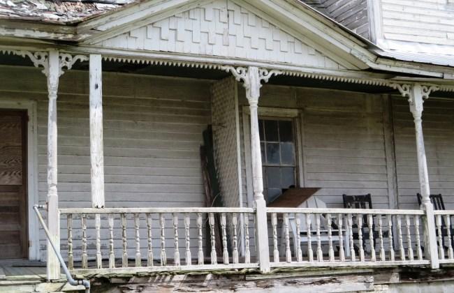 North Carolina The Barnett Carr House