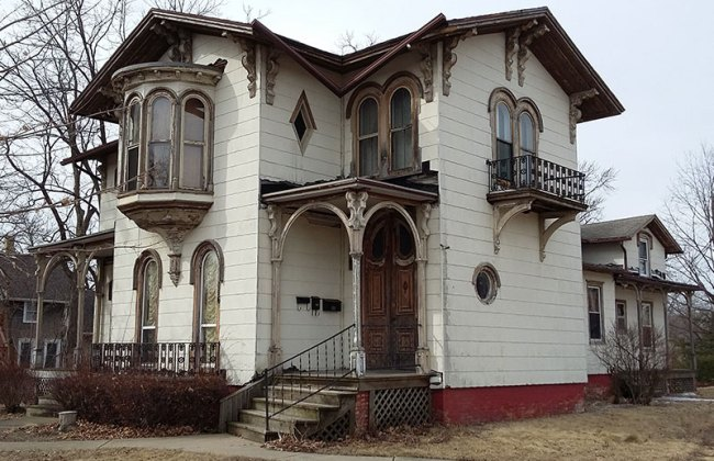Wisconsin 1870 Italianate