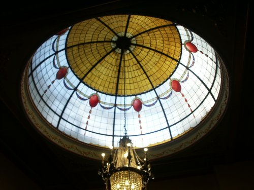 Dome in the bar
