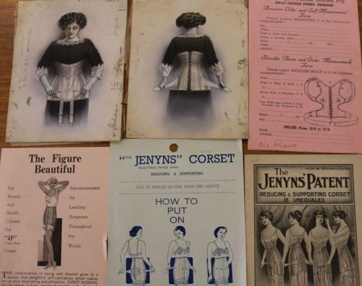 Jenyns corsets