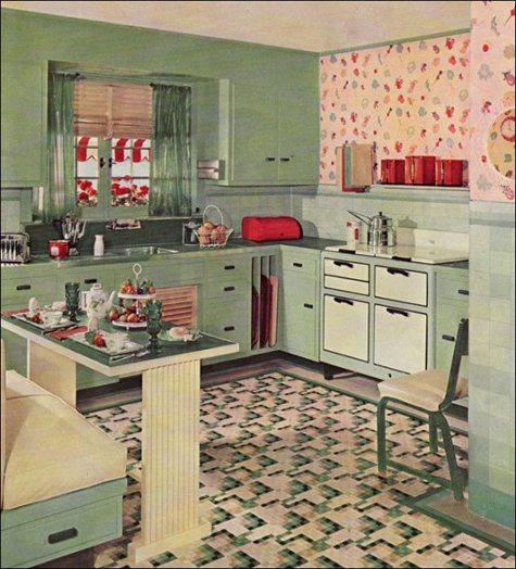 share  my 1940s kitchen   circa vintage clothing  rh   circavintageclothing com au