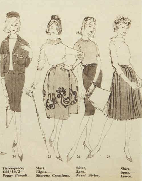 Aus Womens Weekly 1961