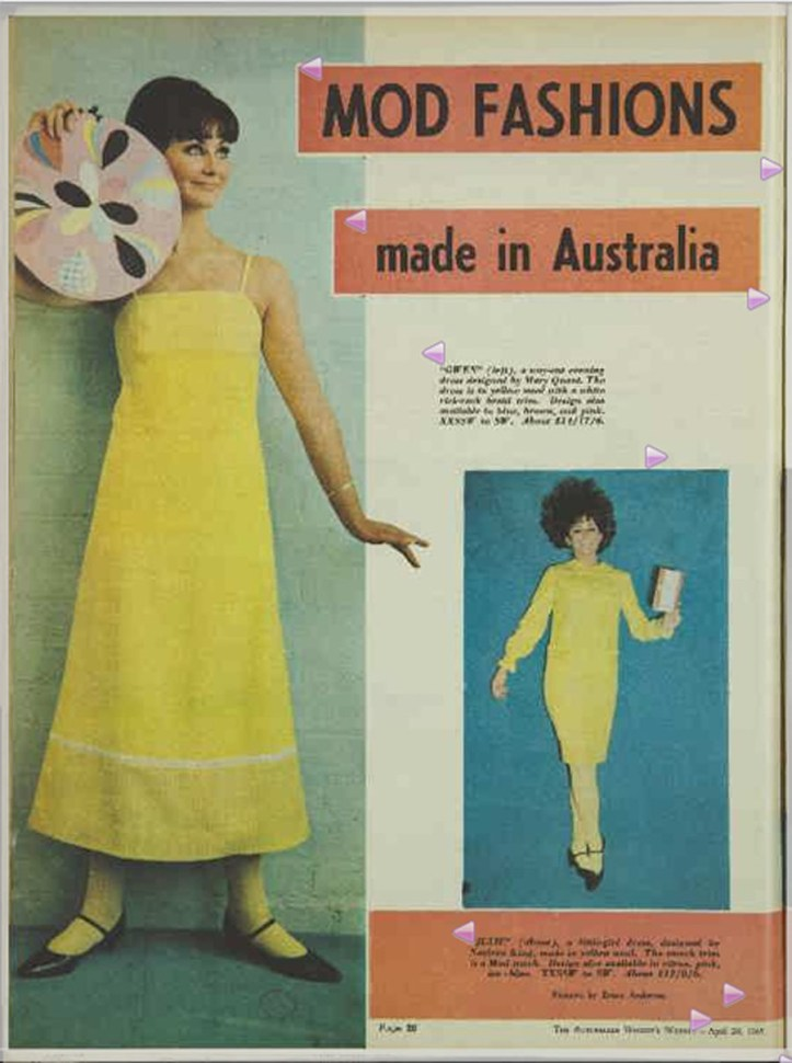 Aus Womens Weekly 1965
