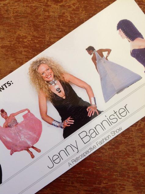 Jenny Bannister Retrospective