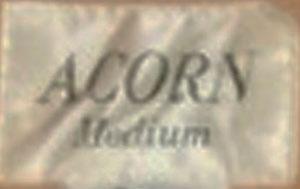 Acorn Housecoat mid 70s label 300