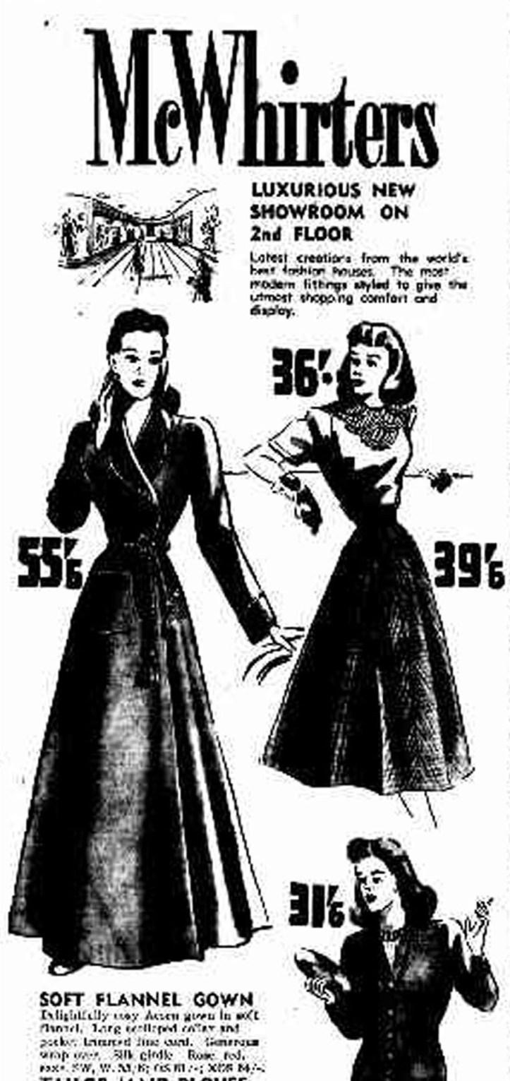 McWhirters 1949 900