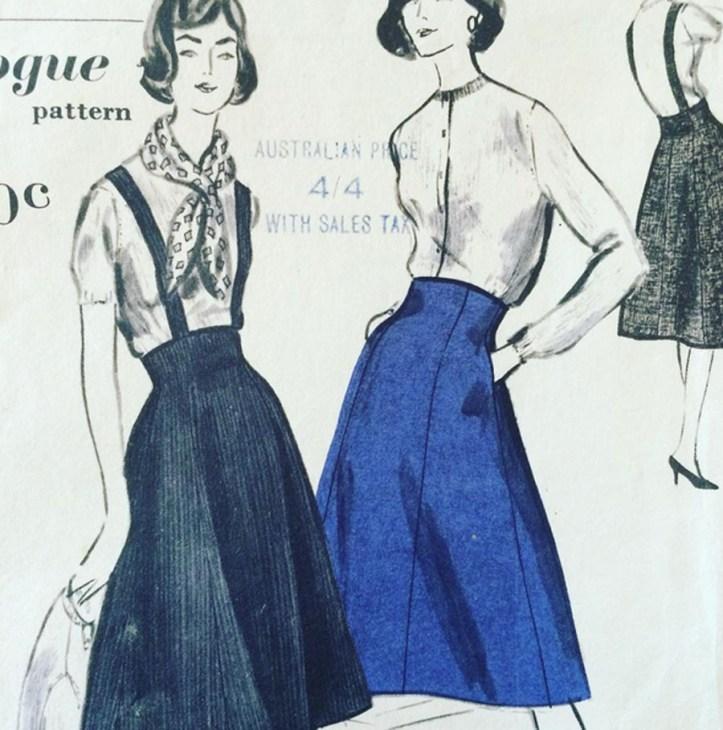 Vogue pattern