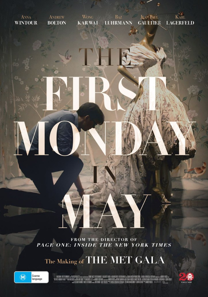 First Monday in May 900