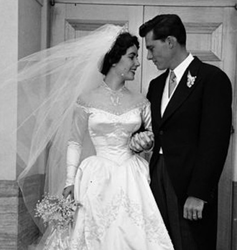 Talk] Wedding dresses from the \'20s to the \'60s | Circa Vintage Clothing