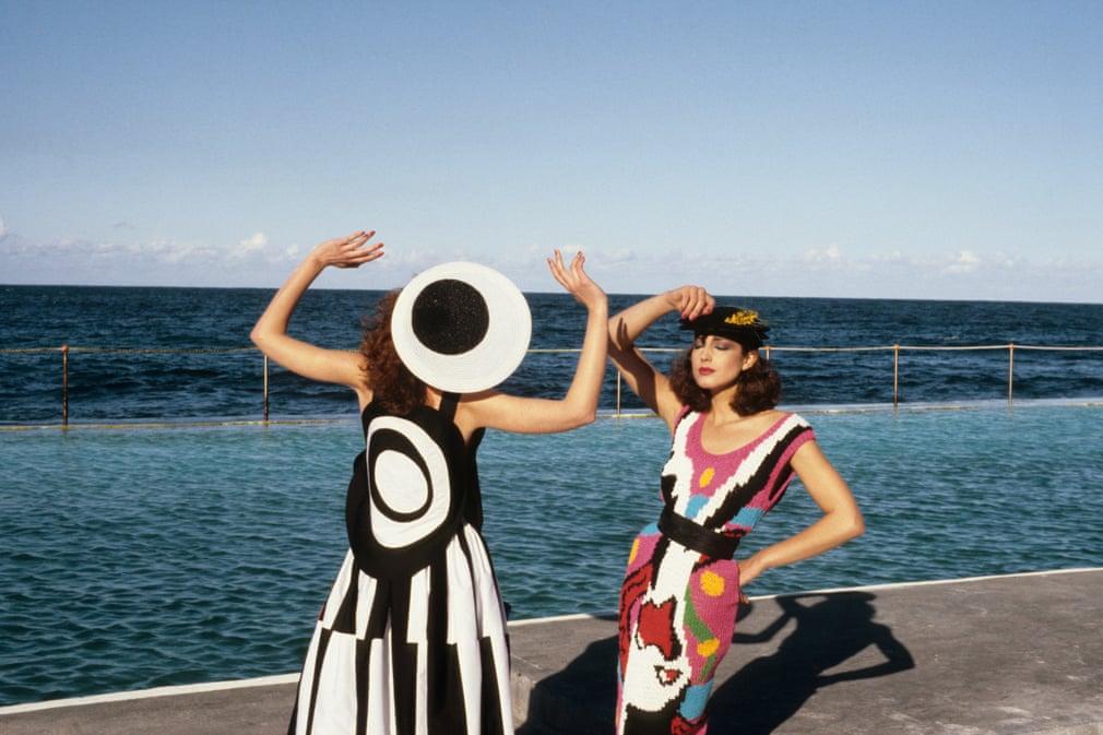 Exhibition Jenny Kee And Linda Jackson At The Powerhouse Circa Vintage Clothing