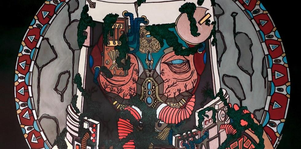 artiste en exposition galerie circezaar rouen