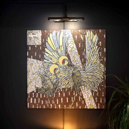 Nouvelle peinture sur toile de l artiste zaar rouen