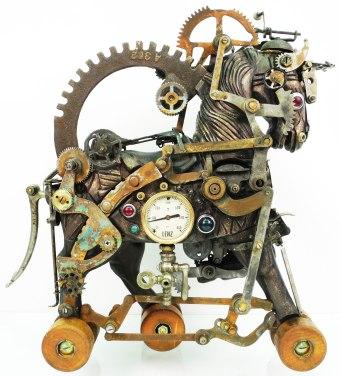 War Horse by Larry Agnello, Assemblique.com
