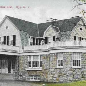 #2265 Apawamis Club, Rye circa 1910