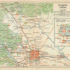 #3570 Environs of Peking (Beijing), China 1924