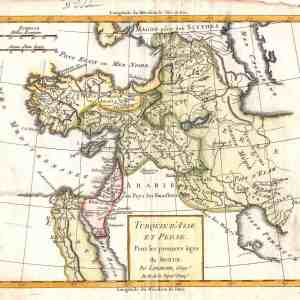 #369 Turkey in Asia & Persia, 1795