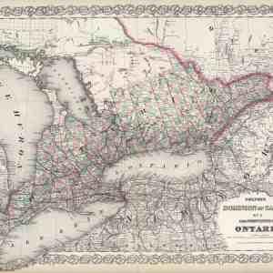 #3794 Dominion of Canada (No.2), 1874
