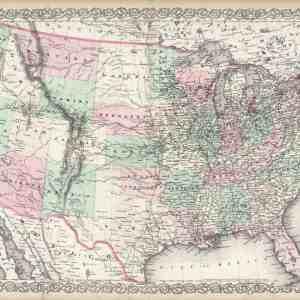 #3797 United States of America, 1874