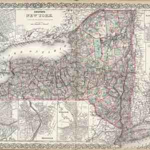 #3803 New York State, 1874