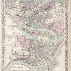 #3824 Pittsburgh & Cincinnati, 1874