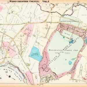 #2786 Town of Harrison/Village of Rye, 1929