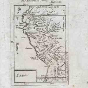#646 Peru, 1683