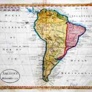 #675 South America, 1817