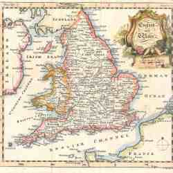 England, Ireland & Scotland
