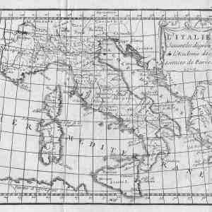 #969 Italy, 1714