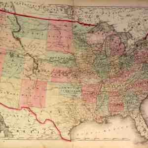 #3640 United States & Territories, 1872