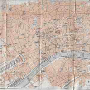 #3689 Frankfurt, Germany 1910