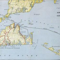 Martha's Vineyard, Cape Cod, Nantucket, Block Island