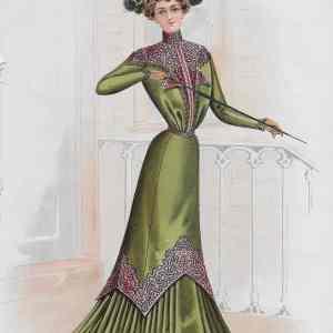 #3921 McCalls, March 1900
