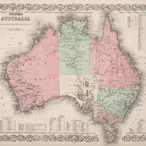 #3985 Australia, 1874