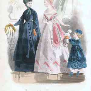 #908 Journel del Demoiselles 1868