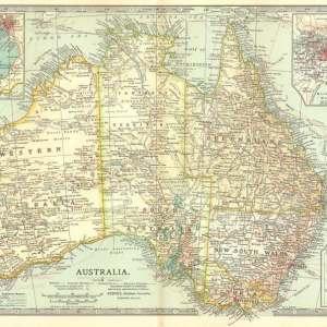 #3990 Australia, 1903