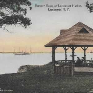 Gazebo, Larchmont ca1910s