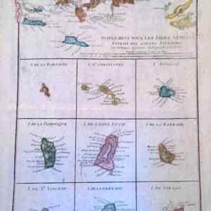 #351 Virgin Islands, 1787