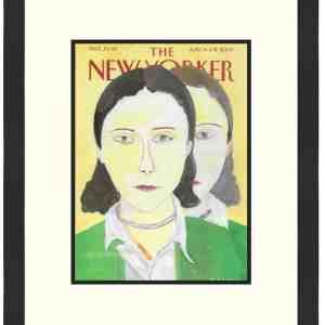 Original New Yorker Cover June 14 & 21, 2004