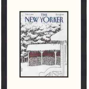 Original New Yorker Cover February 7, 1983