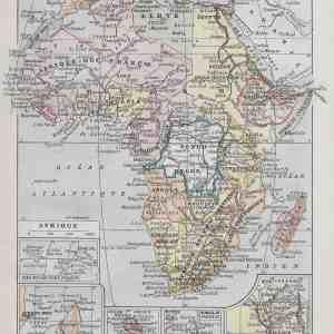 #2917 Africa, 1922