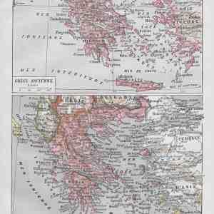 #2929 Greece (Ancient & Modern), 1922