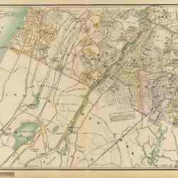 #2898 Pelham East Chester Bronxville Mount Vernon Yonkers 1908