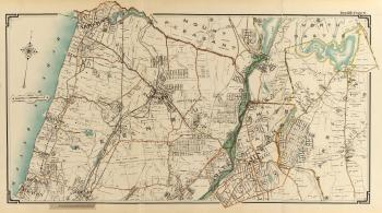 #2901 Irvington Dobbs Ferry Tarrytown 1908